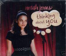 NORAH JONES Thinking About You CD single 2006 sigillato