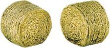 Harburn Hamlet CG211 2 Round Hay Bales 22x18x22mm each '00' Gauge New Pack