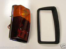 Classic Mini Mk2 Rear Light Lamp Unit L/H 13H6480 N/S austin Rover cooper MPI