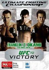 UFC #72 - Victory (DVD, 2007)