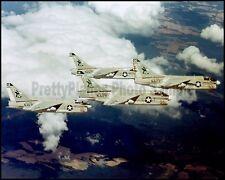USN Vought A-7 Corsair VA-205 NAS Fallon 1978 8x10 Aircraft Photos