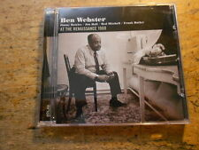 Ben Webster - At the Renaissance 1960 [CD Album] 2011