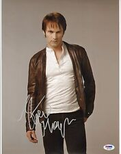 Stephen Moyer Signed True Blood 11x14 Photo PSA/DNA COA HBO TV Picture Autograph