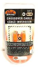 Geek Squad 14' RJ45 CAT-6 Crossover Cable ~  *New in Package / Sealed*