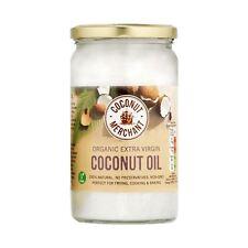 Coconut Merchant Organique Extra Vierge Huile Noix De Coco 300ml