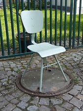 alter Industriestuhl Bürostuhl Bauhausstuhl Industriedesign 50er Jahre Drehstuhl