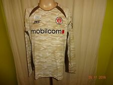 "FC St.Pauli DoYou Football Langarm DFB Pokal Trikot 2005/06 ""mobilcom"" Gr.XL"