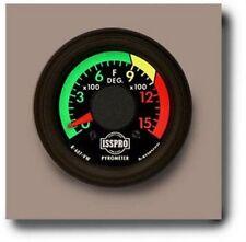 ISSPRO Classic 0-1500 �F Pyrometer Gauge - R607VW