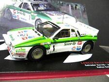 LANCIA 037 Rallye EVO 2 1986 Servia Spanien 7up Gr B IXO Altaya RAR 1:43
