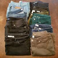 Women's Reseller Lot of 11 Women's Jeans Wholesale Bundle Clothing B6