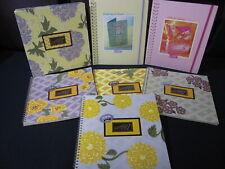 Stampin' Up Set of 6 Portfolio Books - Misc. 1999-2003
