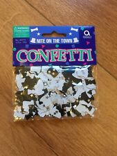 Confetti - Nite in the Town - Table Confetti - top hat / bow ties / stars 14g