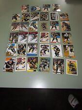 JAROMIR JAGR HOCKEY CARDS LOT 58 NHL PITTSBURGH PENGUINS DEVILS FLYERS INSERTS