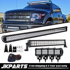 """52INCH 700W + 22'' LED Work Light Bar +4""""Light For  SUV ATV TRUCK UTE FORD CHEVY"""
