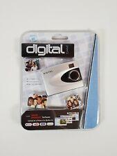 Sakar 3in1 Point & Shoot Digital Camera - Shoot Video Clips - PC-Web