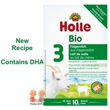 Holle Goat Milk Stage 3 Organic Formula with Dha 400g Free Shipping