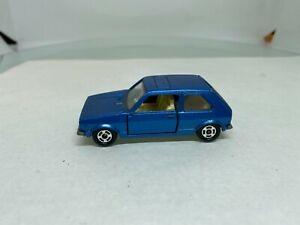 Tomica F5 Volkswagen Golf GLE Blue