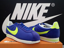 DS 2016 Nike Classic Cortez Nylon AW UK8.5 EU43 Royal OG AIR MAX 1 VORTEX 9 RARA