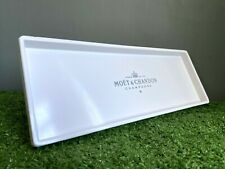 More details for moet & chandon champagne serving tray home bar pub accessories ice glasses