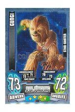 FA4-198 - GUNGI - Jedi-Jüngling - Die Republik - Star Karten - Serie 4