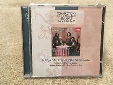 Nadja Salerno-Sonnenberg TCHAIKOVSKY EMI Classical CD 05 Playgraded M-