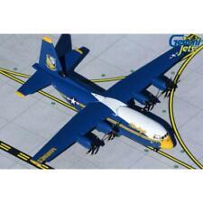 Gemini Jets G2USM921 U.s. Marines Blue Angels C-130j 170000 Livery Diecast a