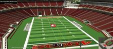 San Francisco 49ers SBL 1, 2, or 3 Loge Level Aisle Seats+Parking+FREE TICKETS!
