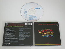 MCLAUGHLIN, DI MEOLA, DE LUCIA/FRIDAY NIGHT EN S. F.(PHILIPS 800 047-2) CD ÁLBUM