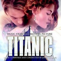 James Horner-Music From the Motion Picture Titanic CD