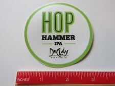 Bier Sammlerstück Aufkleber ~ Duclaw Gär Co Hammer Ipa ~ Baltimore, Maryland