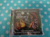 LED ZEPPELIN led zeppelin's iv - retrospectives (CD, album) hard rock,free p+p
