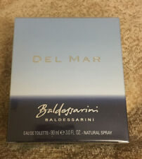 Del Mar Baldessarini 3oz Eau de Toilette Spray NEW IN SEALED BOX!!