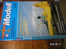 1?µ µ? Revue Modell (modele reduit avion RC en allemand) 11/1994