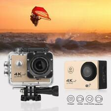 4k 2'' LCD Wi-Fi Wasserdicht Action Kamera 1080p 16mp 170° Sport Dv für GOPRO
