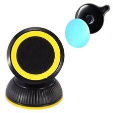Supports de GPS jaune universel sans marque pour téléphone mobile et PDA