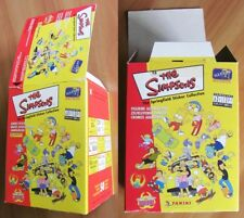 BOX  Scatola di FIGURINE PANINI - THE SIMPSON - 1999 - VUOTA*