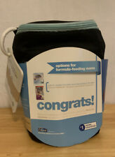 NEW Enfamil Insulated Cooler Bottle Bag Breastmilk Formula Similac Black w/Blue