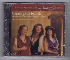 CIPRIANO DE RORE CD NEW IL QUINTO DI MADRIGALI/EMMA KIRBY/ ANTHONY ROOLEY