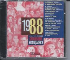 CD Les plus belles chansons françaises 1988 neuf sous cellophane