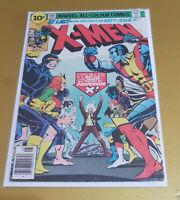 Marvel Comic📖The X-Men #100 Aug.1976 KEY Claremont/Byrne  BRONZE AGE VF 8.0