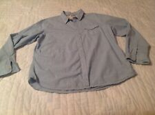 Urban Pipeline Mens Shirt Size XXL Button Front Long Sleeve