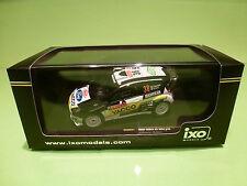 IXO 1:43 - FORD FIESTA RS WRC - MONTE CARLO 2012  RAM501   - IN  ORIGINAL  BOX