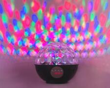 Intempo Bluetooth DISCOTECA Globe Altoparlante ee1152 PARTY DANCE LUCE REGALO NUOVO