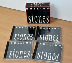 4 CD-Box »The Rolling Stones« Limited Edition