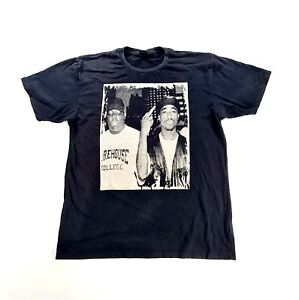 TUPAC SHAKUR & BIGGIE Mens Black T Shirt Size XXL