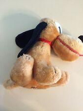 "9"" Vintage Disney Baby Pluto Plush Stuffed Animal Disneyland Dog"