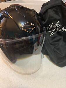 Womens Harley Davidson Full Mask Helmet, preowned