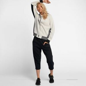 884427-072 New with tag Nike Womens Tech Fleece destroyer full zip Jacket