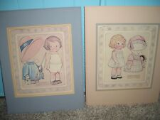 14x18 Old Dolly Dingle Doll Pictures