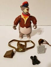 1991 Disney TALESPIN Baloo Action Figure by Playmates with all accessories